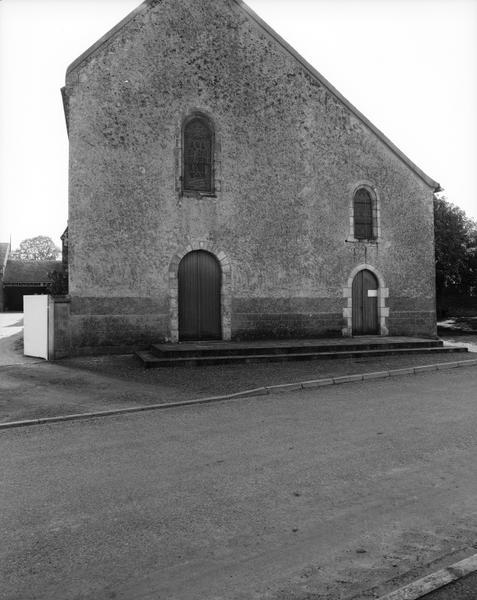 Eglise paroissiale Saint-Jacques-le-Majeur