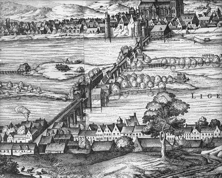 Château, caserne de cavalerie dite Caserne Meunier