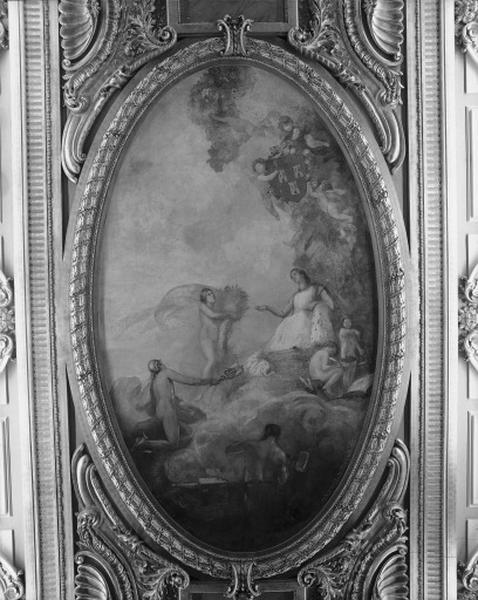 peinture (3) : prospérité de la ville de Tours