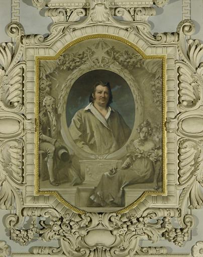 Peinture (4) : célébrités de la Touraine