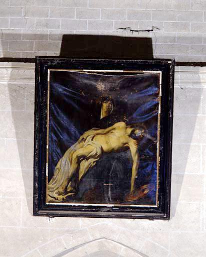 Tableau : Pietà.