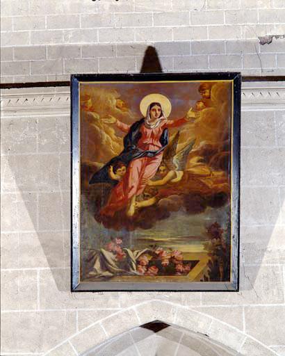 Tableau : Assomption de la Vierge (l').