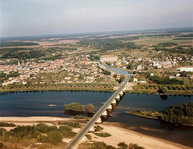 pont canal de Briare (canal latéral à la Loire)
