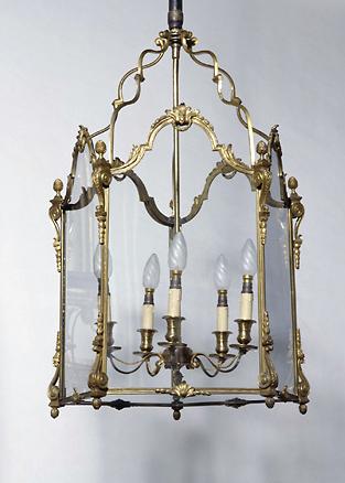 Lustre (lanterne-lustre) (3)