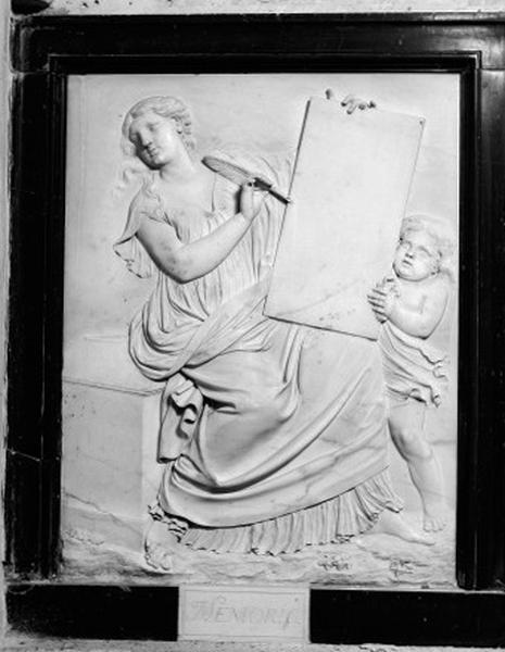 Tombeau de Jean Courtin : la Mémoire et la Méditation