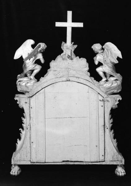 2 reliquaires de Saint Louis et Saint Vital