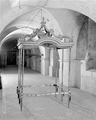 Dais de procession dit de Henri IV