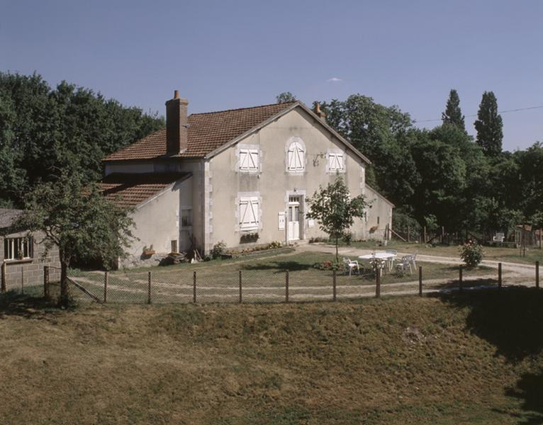 Maison d'éclusier