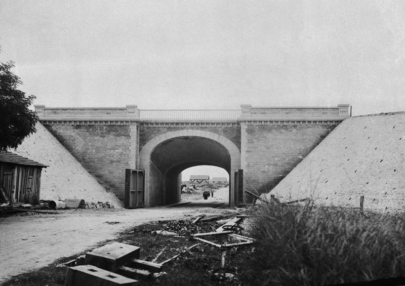 Pont canal de Saint-Firmin (canal latéral à la Loire)