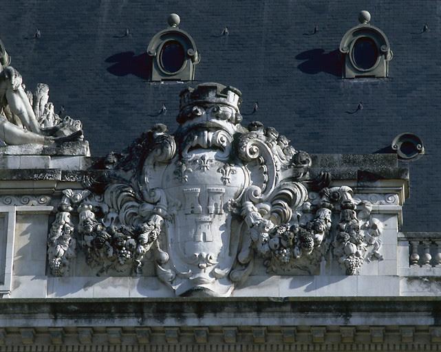 Sculpture (décor d'élévation extérieure)
