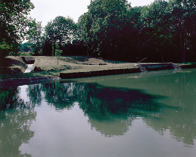 Rigole d'alimentation du Boisseau (canal latéral à la Loire)