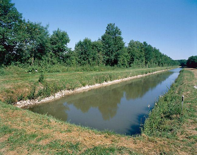 canal de navigation dit canal de la Sauldre