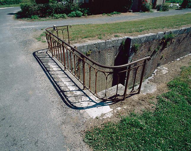 Site d'écluse de Launay (canal de la Sauldre)