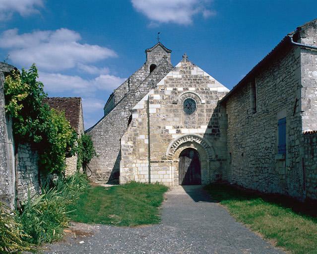 Eglise paroissiale Notre-Dame et Saint-Sauveur