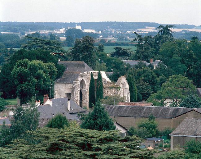 Eglise du prieuré Saint-Léonard