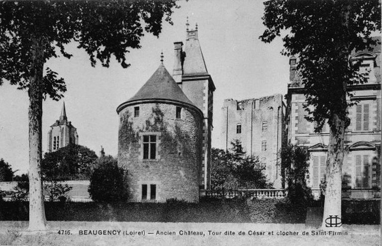 Abbaye Notre-Dame de chanoines réguliers de saint Augustin, actuellement église paroissiale, hôtel et école technique