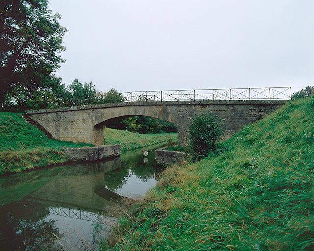 Rigole d'alimentation navigable des Lorrains (canal latéral à la Loire)