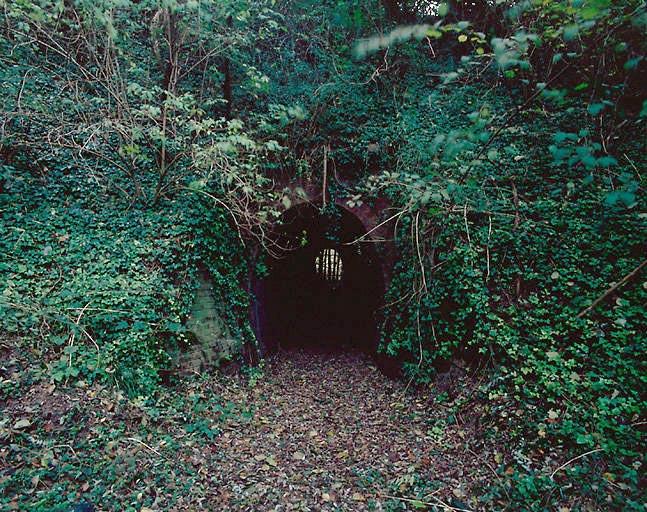 Tunnel (canal de la Sauldre)