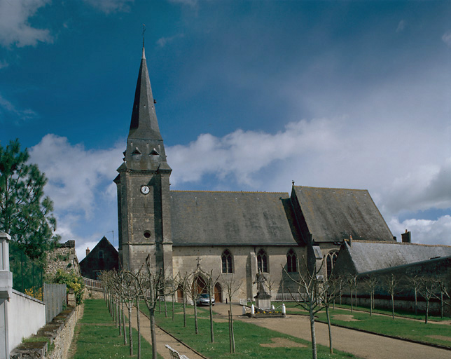 Église paroissiale Saint-Christophe