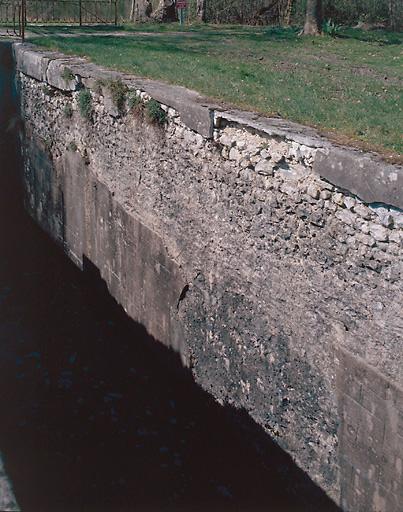 Site d'écluse de Chanteloup (canal de la Sauldre)