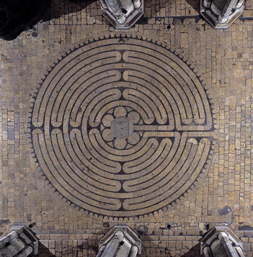 Pavement dit le Labyrinthe