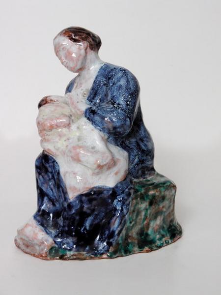 figurine : maternité
