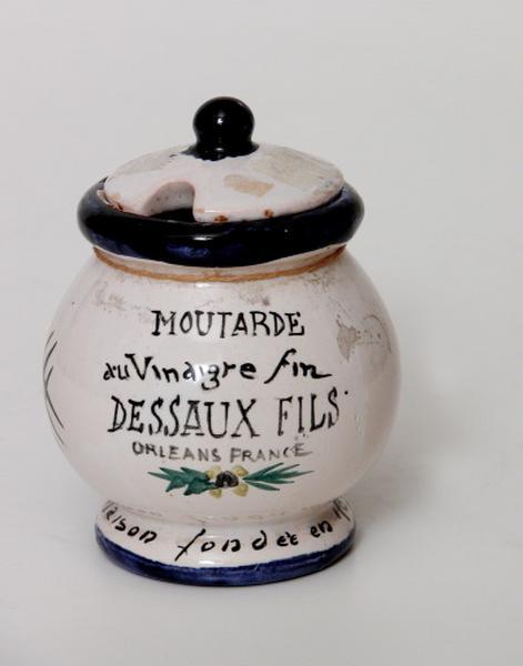 moutardier, modèle 1789 : tonnelier