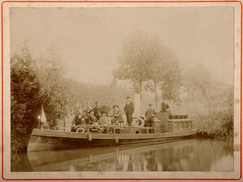 ensemble des canaux du Loiret