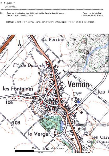 Présentation de la commune de Beaugency