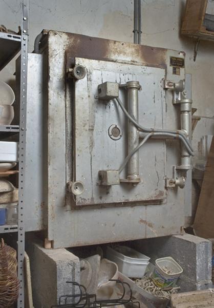 machine à convertir : four-cellule à céramique