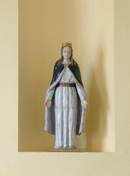 statue : Vierge d'offrande