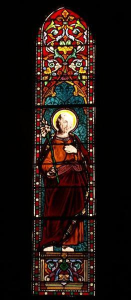 Verrière représentant saint Joseph