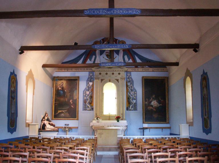 Verrières de la chapelle
