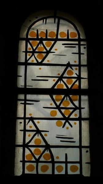 Verrières de l'ancienne église
