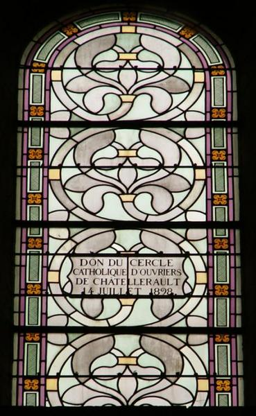 16 verrières dites cisterciennes