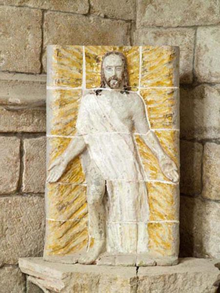 devant d'autel : Christ ressuscité