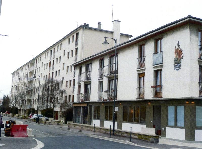immeuble à logements dit La Caravelle