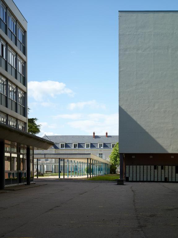 Lycée Augustin-Thierry, dit Cité scolaire Augustin-Thierry