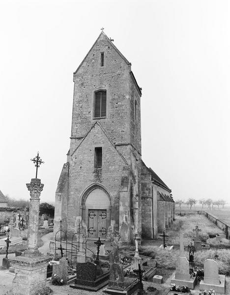 Eglise paroissiale Notre-Dame, Saint-Jean