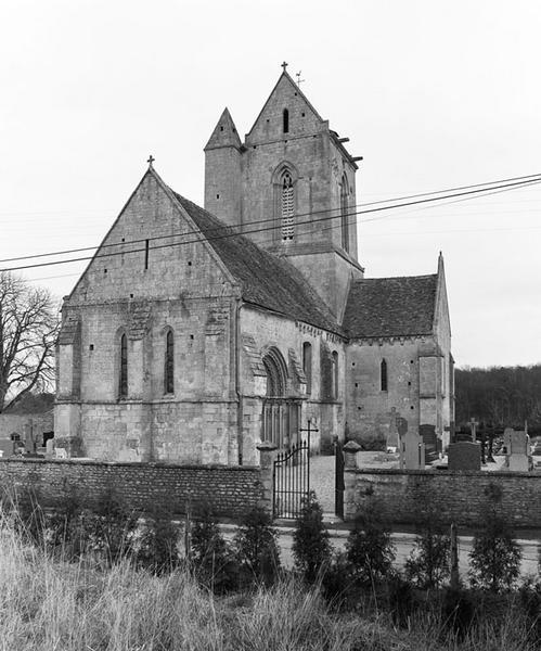 église paroissiale Saint-Pierre Saint-Martin
