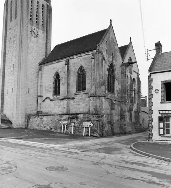 Eglise paroissiale Saint-Sylvain