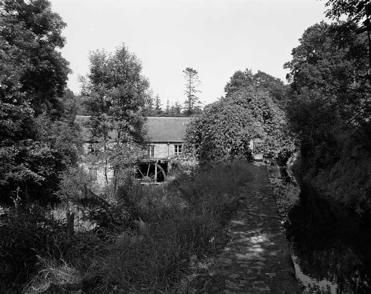 Moulin à papier, Filature