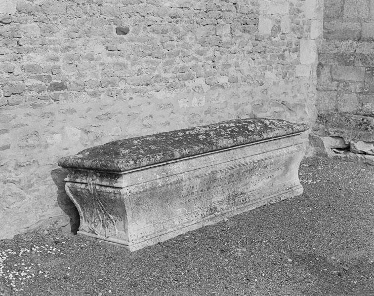 tombeau du curé Georges le Normand