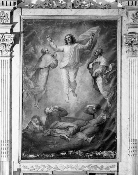 Tableau (tableau d'autel) : Transfiguration