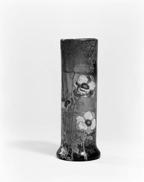 ensemble de 3 vases-bouquet d'autel