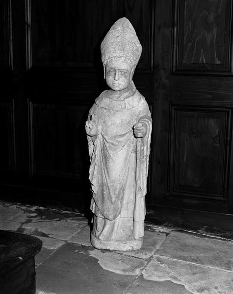 Statue : saint Germain