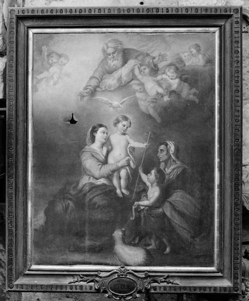 Tableau : Sainte Famille