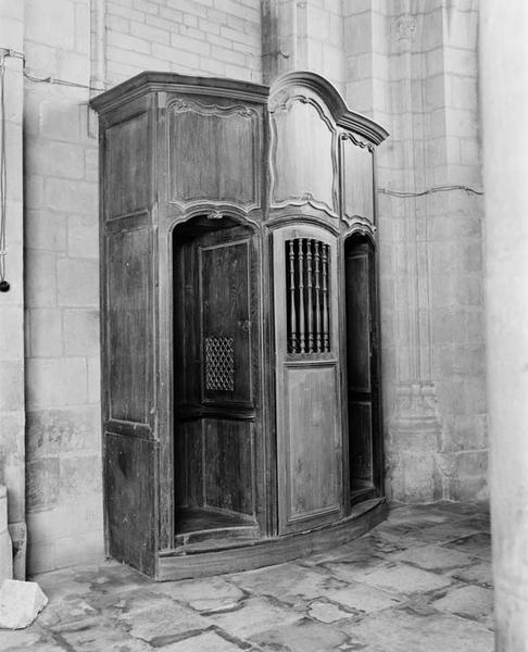 2 confessionnaux (paire)