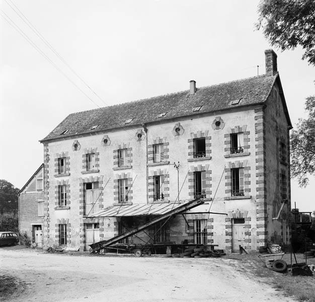 moulin à farine