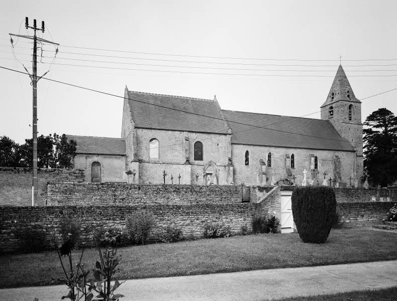 église paroissiale de l'Exaltation-de-la-Sainte-Croix